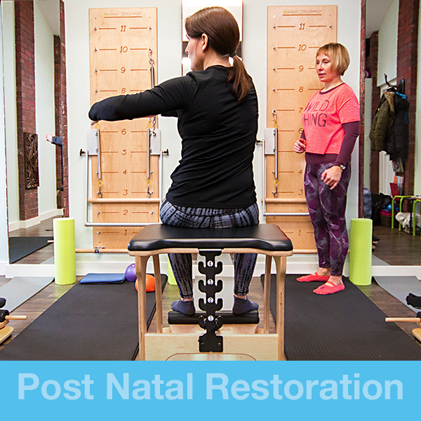 Intelligent Pilates Post Natal Restoration