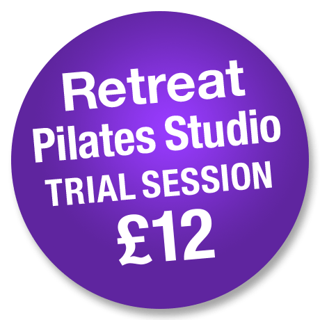 Retreat Pilates Studio £10 Offer
