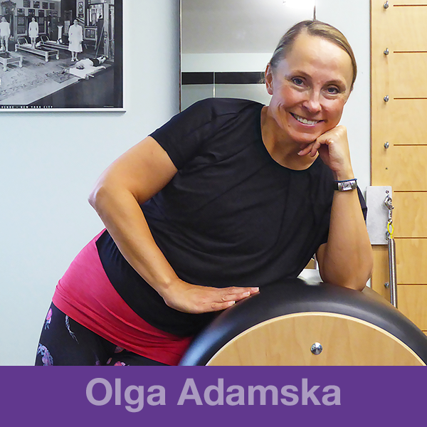 Olga Adamska / Intelligent Pilates